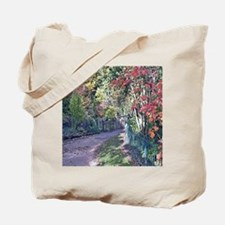 Autumn In Newport Wales Tote Bag