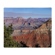 Grand Canyon 1115a Throw Blanket