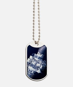 Soviet Luna 9 spacecraft Dog Tags