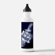 Soviet Luna 9 spacecra Water Bottle