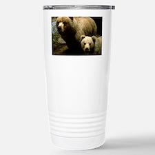 Momma Bear and Cub Travel Mug