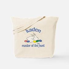 Easter Egg Hunt - Kaden Tote Bag