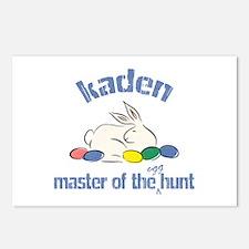Easter Egg Hunt - Kaden Postcards (Package of 8)