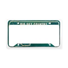1974 Montana License Plate License Plate Holder