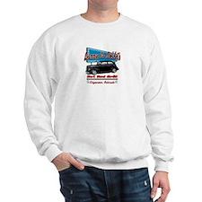 Larry and Bobbi's Hot Rod Gri Sweatshirt