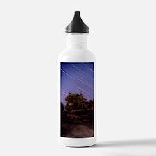 Star trails Water Bottle
