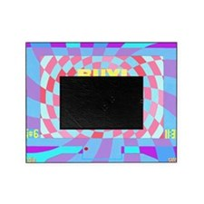 Mass Media Picture Frame