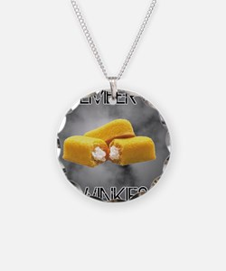 Remember The Twinkies Necklace
