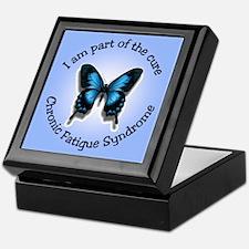 CFS Awareness Keepsake Box