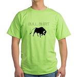 Bull Shirt Green T-Shirt