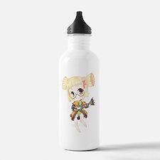 Chibi Jovena Water Bottle