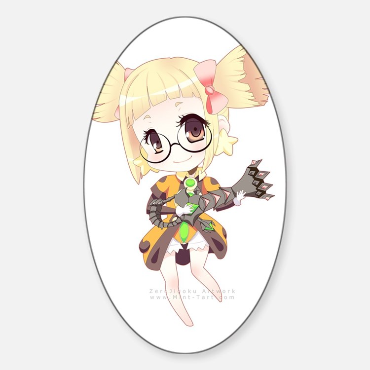 Chibi Jovena Decal