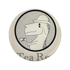 """Tea Rex 3.5"""" Button"""