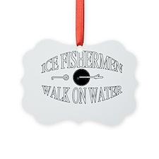 Walk on water Ornament