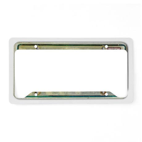 Massachusetts License Plate License Plate Holder By Admin