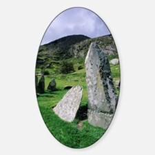 Stonebirrane stone circle Decal