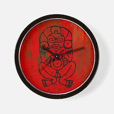 Atabey, Taino Goddess Wall Clock