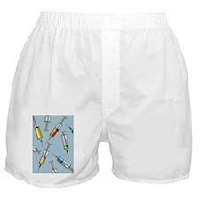 Syringes Boxer Shorts