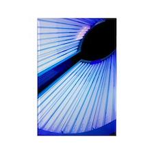 Sunbed Rectangle Magnet