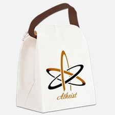 Copper Atheist Canvas Lunch Bag