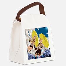 vocaloid Canvas Lunch Bag
