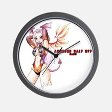 Armours Half Off Sale Wall Clock