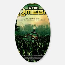 I Am Omega Poster Decal