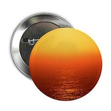 "Sunset in ocean fog 2.25"" Button"