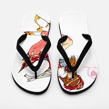 Drop by anytime Irine Flip Flops