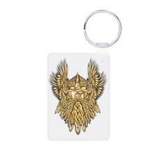 Odin - God of War Keychains