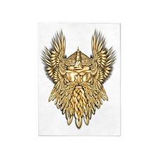 Odin - God of War 5'x7'Area Rug