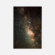 The Milky Way Rectangle Magnet