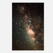 The Milky Way Postcards (Package of 8)