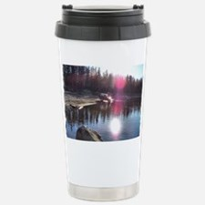Cruising the Mountains Stainless Steel Travel Mug