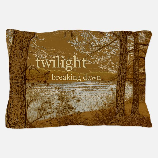Twilight Breaking Dawn Pillow Case