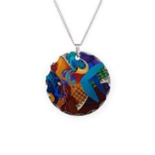 The Music Players Necklace