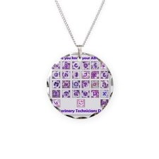 Do You Know Your ABC's? Necklace