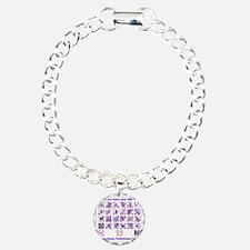 Do You Know Your ABC's? Bracelet
