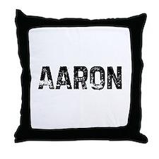 Aaron Throw Pillow