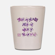 What's The Big Diff Shot Glass
