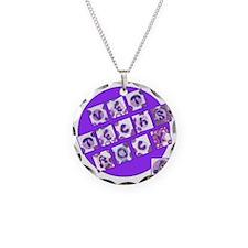 Vet Techs Rock Necklace