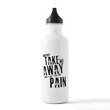 Take Me Away Water Bottle