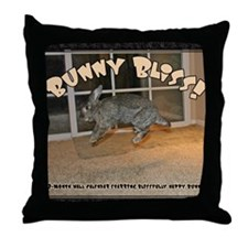 Cover - Bunny Bliss Throw Pillow