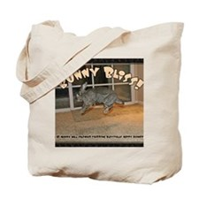 Cover - Bunny Bliss Tote Bag