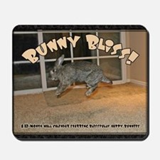 Cover - Bunny Bliss Mousepad