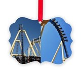 Busch gardens Picture Frame Ornaments