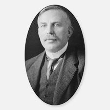 The New Zealand born physicist Sir  Sticker (Oval)