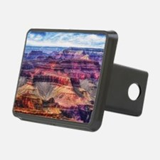 red grand canyon Hitch Cover