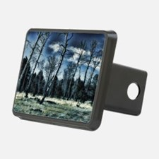 blue forest Hitch Cover