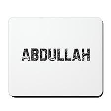 Abdullah Mousepad
